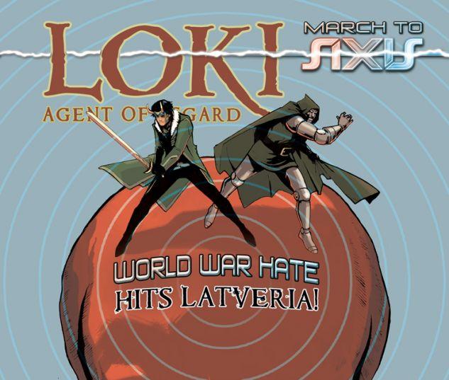 LOKI: AGENT OF ASGARD 7 (MTAX, WITH DIGITAL CODE)