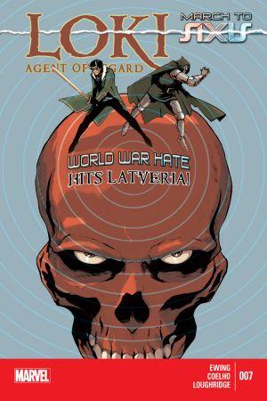 Loki: Agent of Asgard (2014) #7