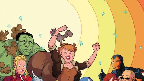 Unbeatable Squirrel Girl (2015) #1