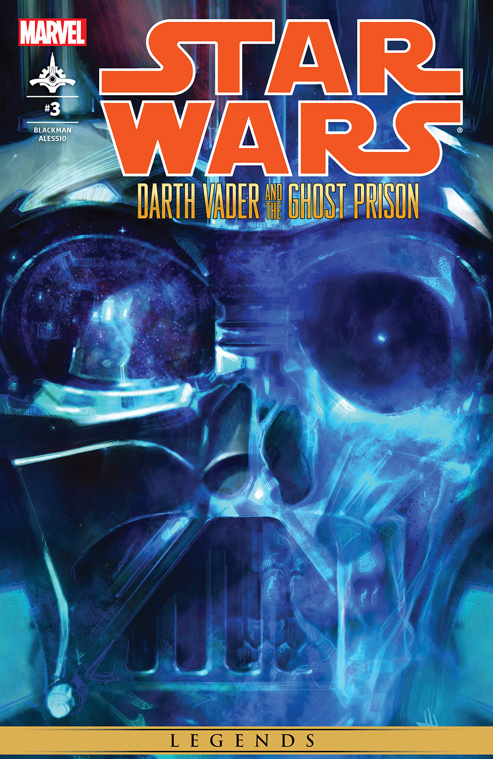 Star Wars: Darth Vader And The Ghost Prison (2012) #3