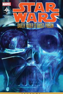 Star Wars: Darth Vader And The Ghost Prison #3