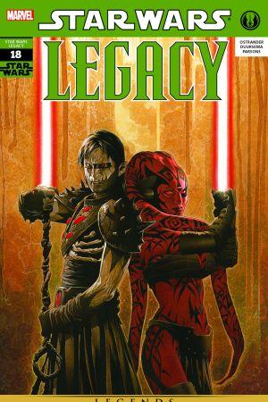 Star Wars: Legacy (2006) #18