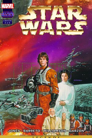 Star Wars: A New Hope - Special Edition (1997) #4