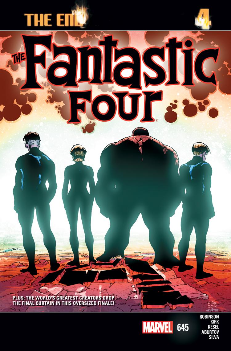 Fantastic Four (2014) #645
