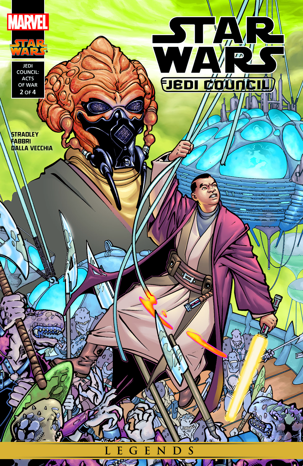 Star Wars: Jedi Council - Acts Of War (2000) #2