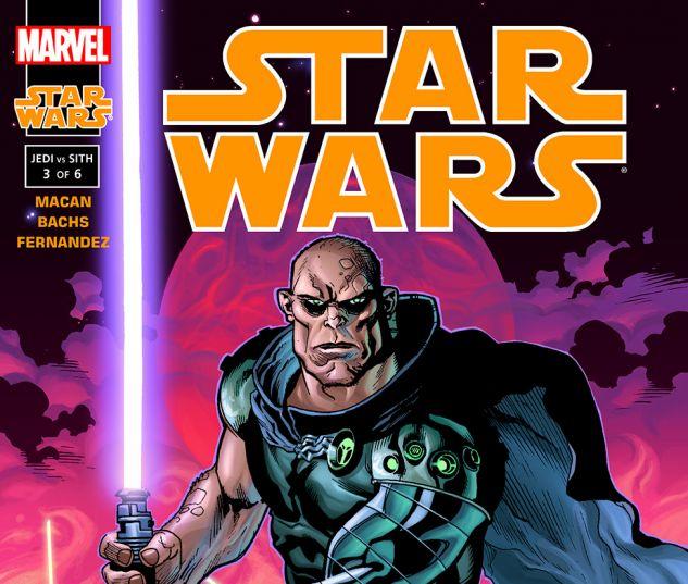 Star Wars: Jedi Vs. Sith (2001) #3