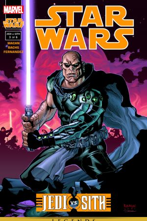 Star Wars: Jedi Vs. Sith (2001) #3