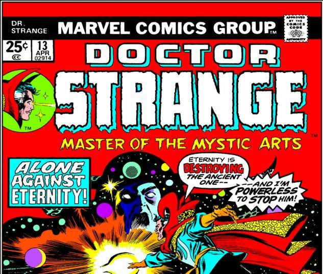 Dr. Strange (1974) #13