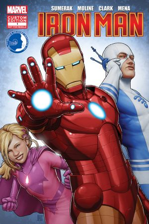 Children's Hearing Institute Presents Iron Man in Sound Effects #1