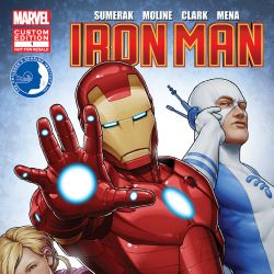 CHILDREN'S HEARING INSTITUTE PRESENTS IRON MAN in SOUND EFFECTS (2015)