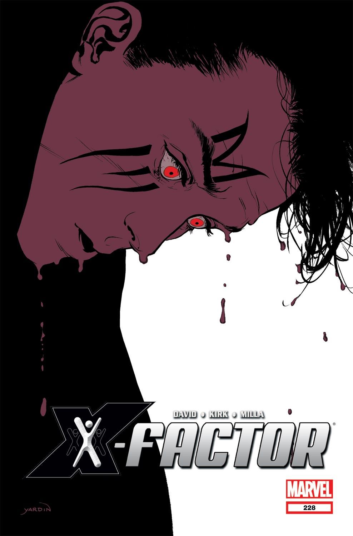 X-Factor (2005) #228