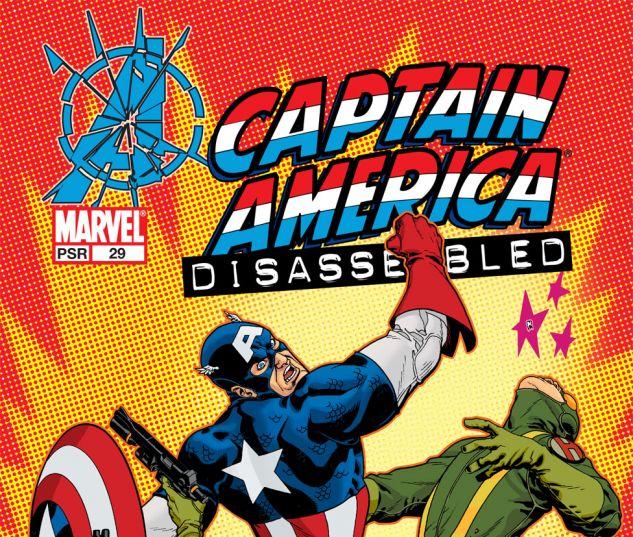 Captain America (2002) #29