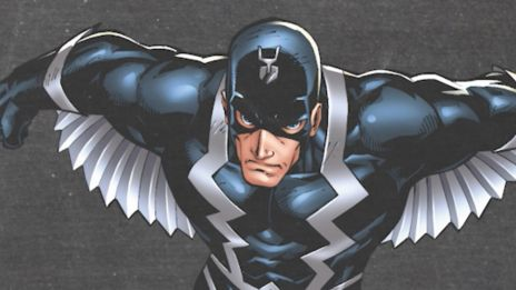 Black Bolt – Marvel 101