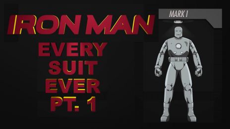 Iron Man Every Suit Ever Part 1