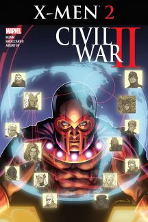 Civil War II: X-Men #2