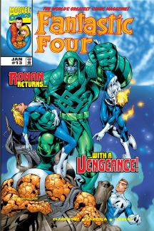 Fantastic Four (1998) #13