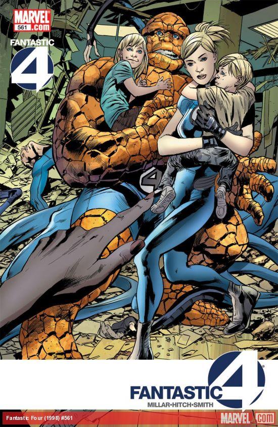 Fantastic Four (1998) #561