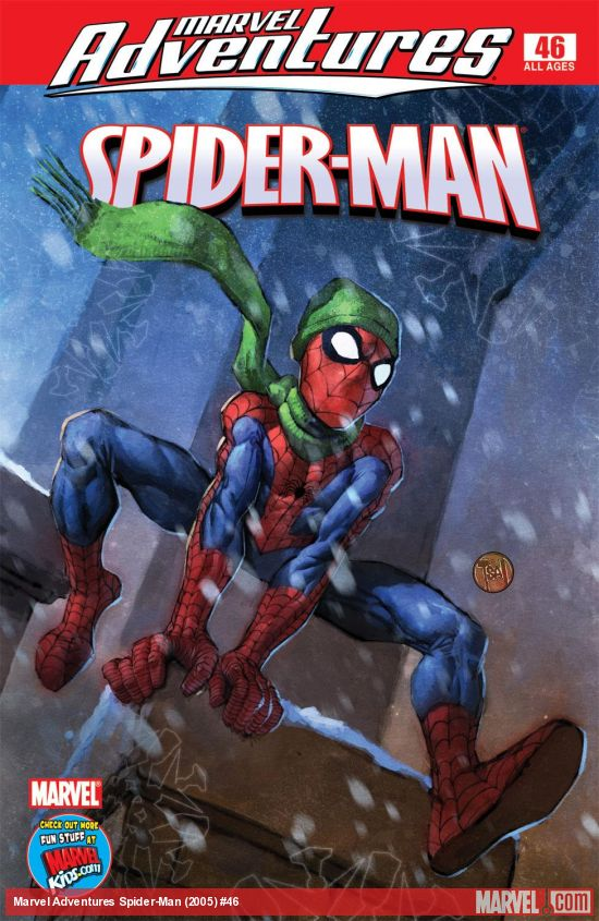 Marvel Adventures Spider-Man (2005) #46