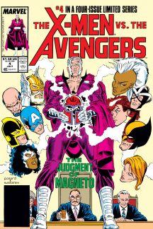X-Men Vs. Avengers (1987) #4