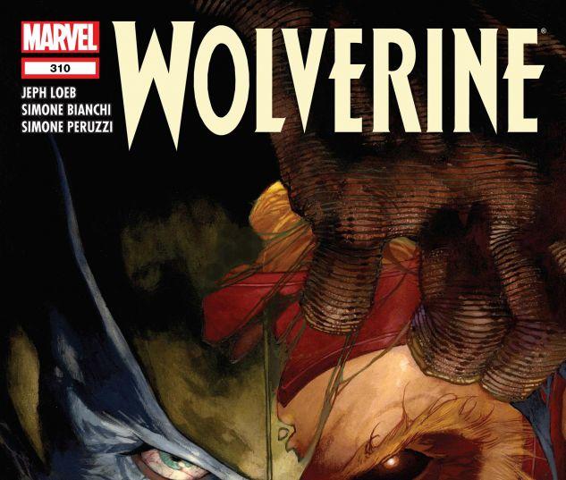 WOLVERINE (2010) #310