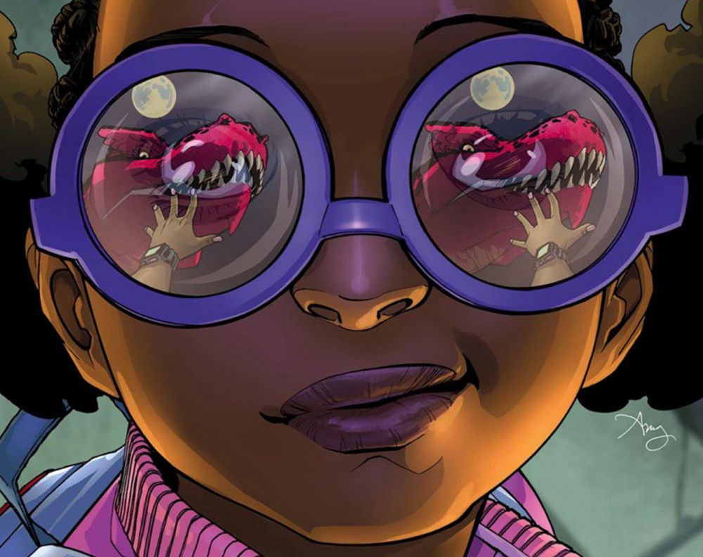 Celebrate Black History Month with Marvel