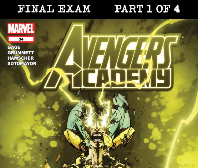 Avengers Academy (2010) #34