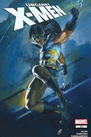 Uncanny X-Men (1963) #539