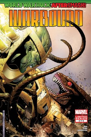 World War Hulk: Warbound #3
