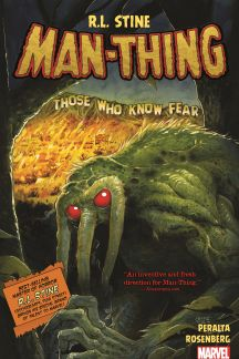 Man-Thing by R.L. Stine (Trade Paperback)
