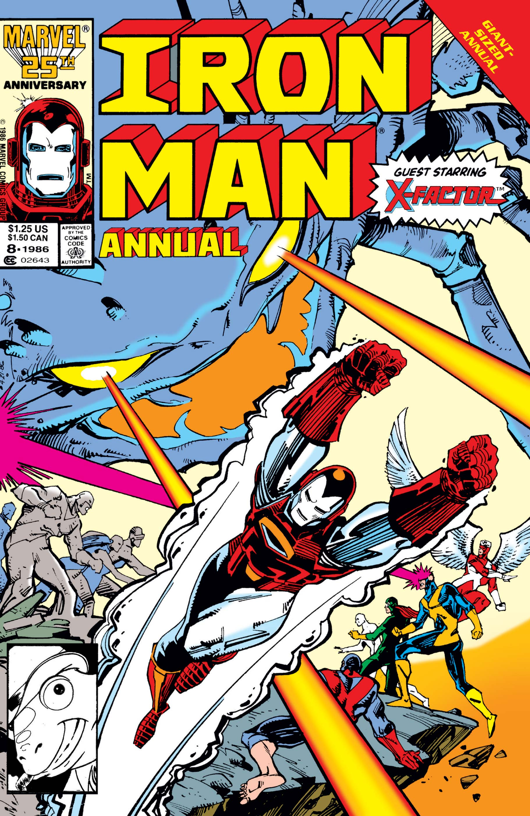 Iron Man Annual (1976) #8