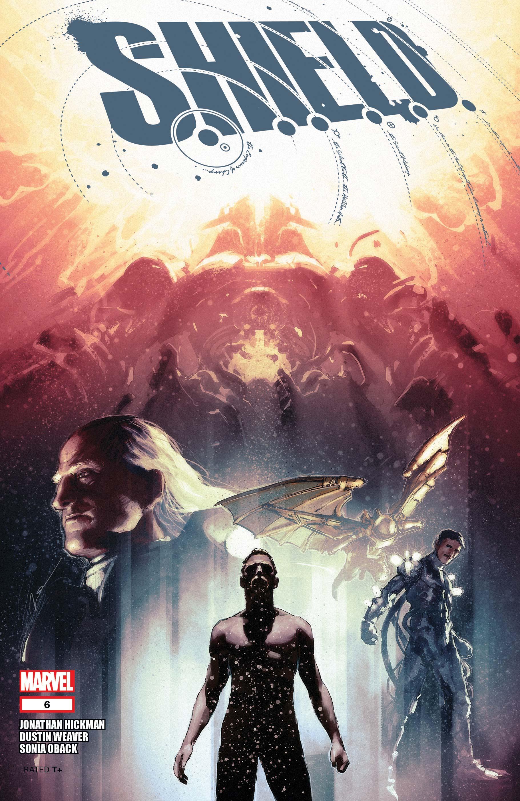 S.H.I.E.L.D. (2011) #6
