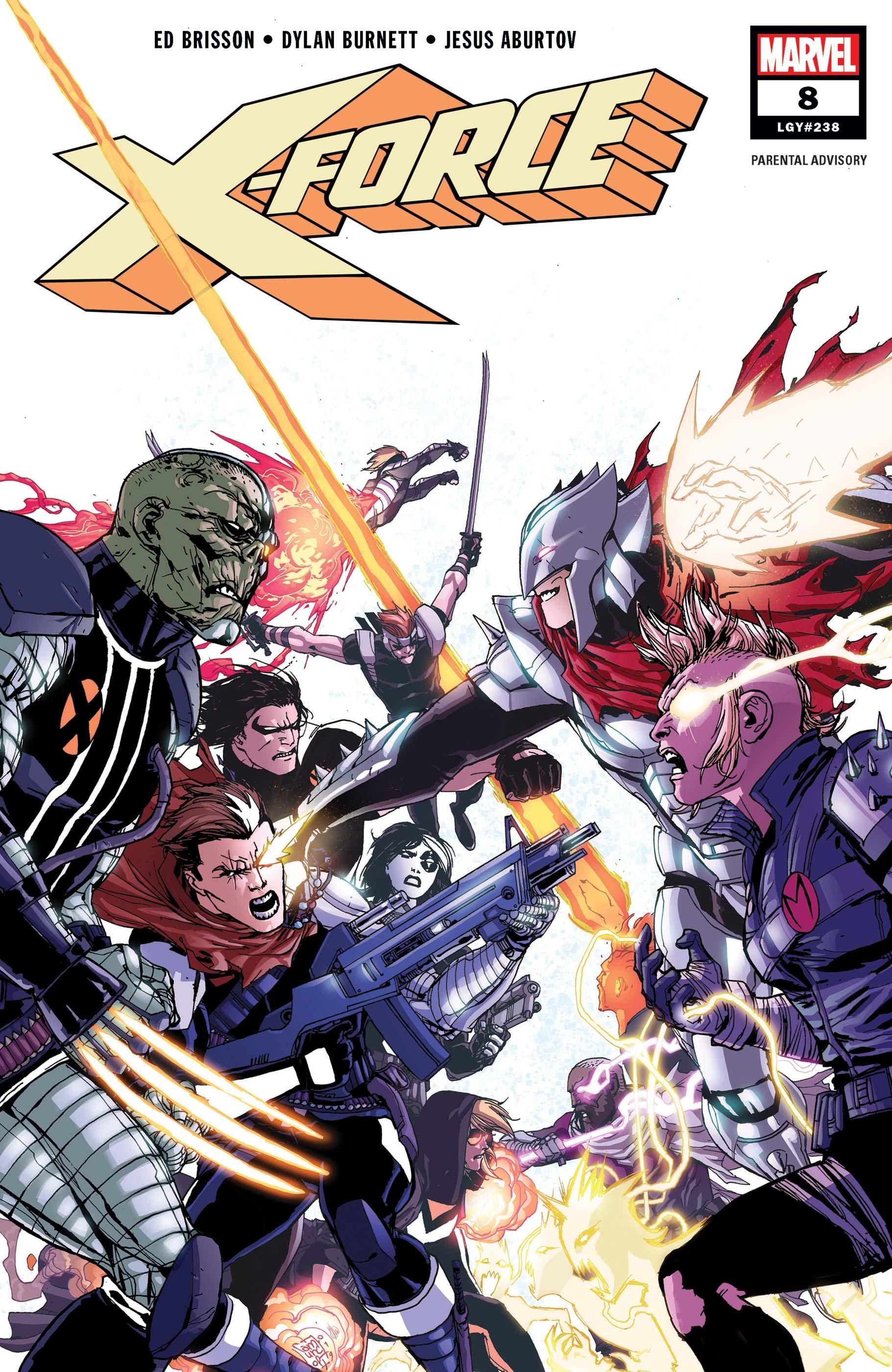 X-Force (2018) #8