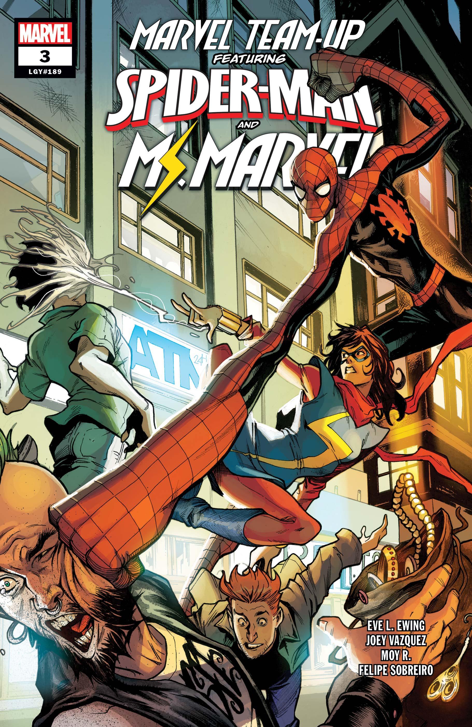 Marvel Team-Up (2019) #3