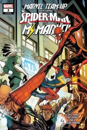 Ms. Marvel Team-Up (2019) #3