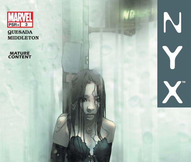 NYX (2003) #3