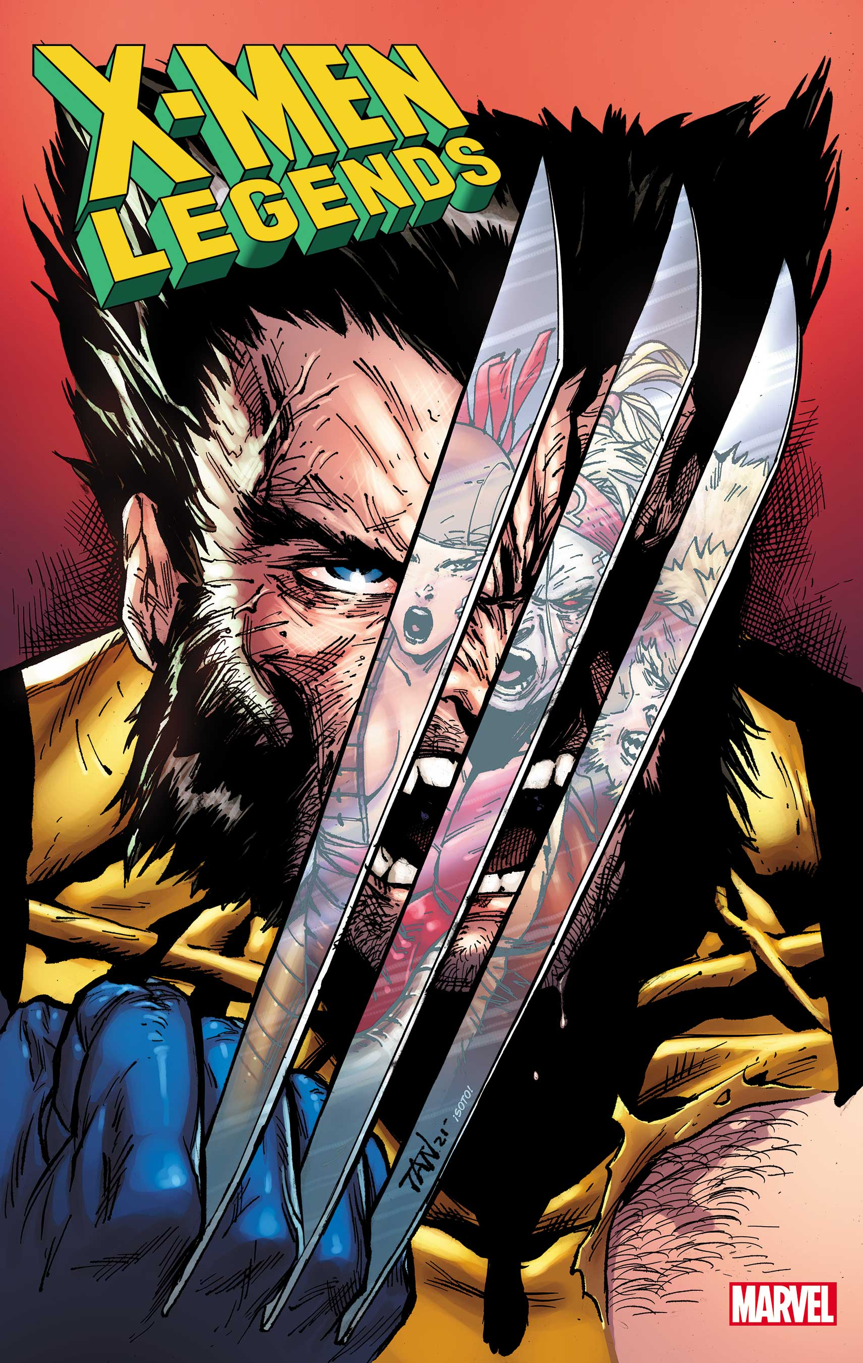 X-Men Legends (2021) #9