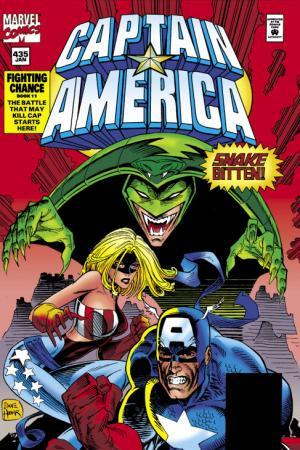 Captain America (1968) #435