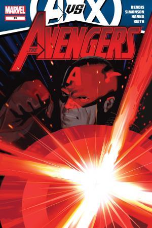 Avengers (2010) #25