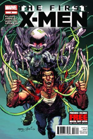 First X-Men (2011) #3
