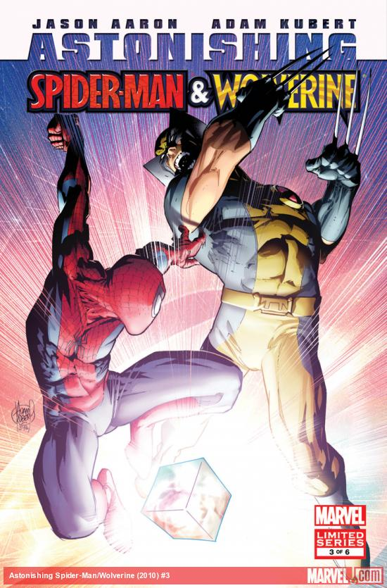 Astonishing Spider-Man & Wolverine (2010) #3