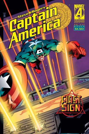 Captain America (1968) #449