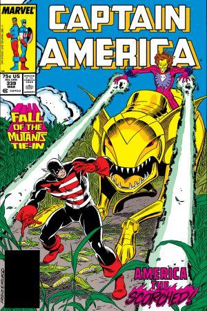 Captain America (1968) #339