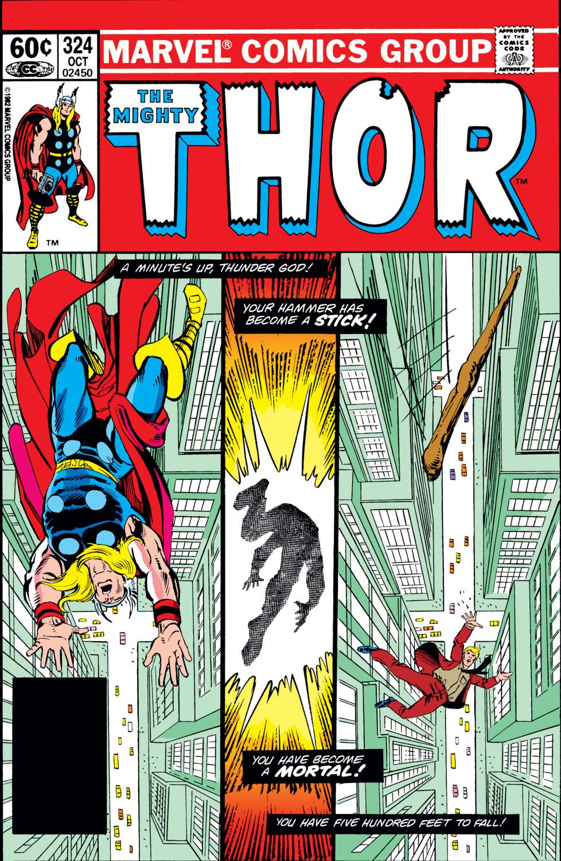 Thor (1966) #324