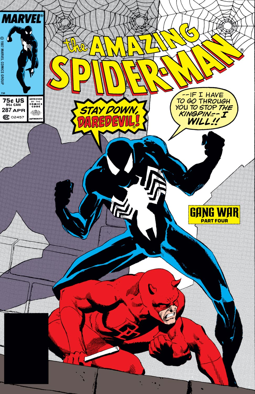 The Amazing Spider-Man (1963) #287