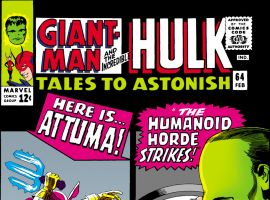 Tales to Astonish (1959) #64 Cover