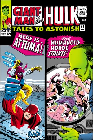 Tales to Astonish (1959) #64