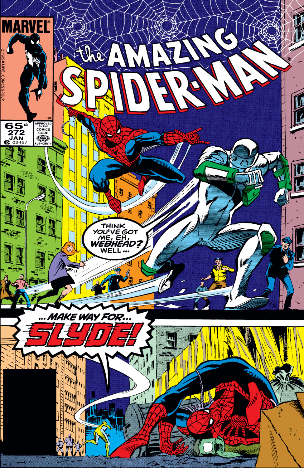 The Amazing Spider-Man (1963) #272