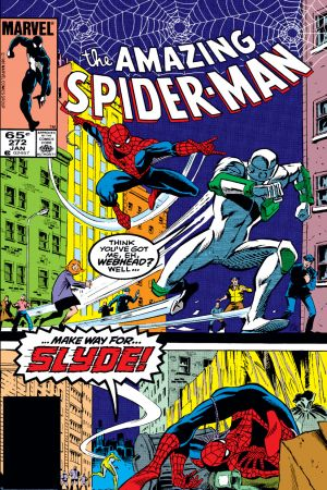 The Amazing Spider-Man #272