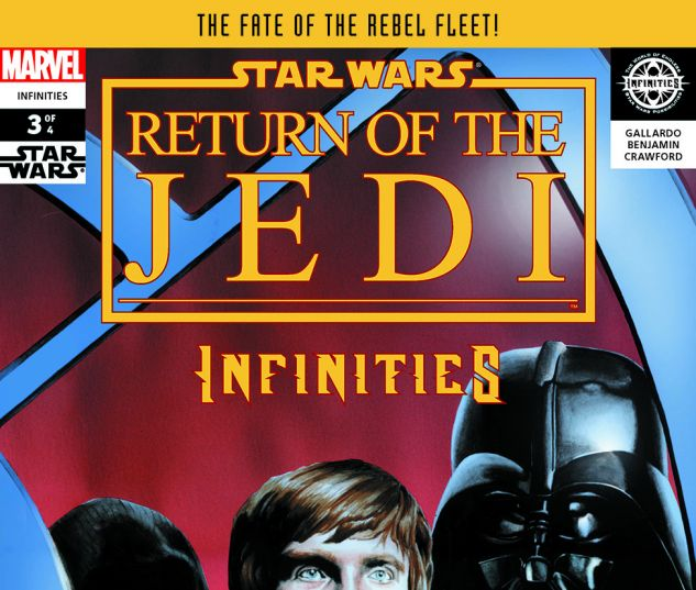 Star Wars Infinities: Return Of The Jedi (2003) #3