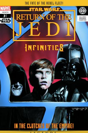 Star Wars Infinities: Return Of The Jedi #3